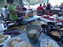 Boerenlandfietstocht en Boerenpannenkoekenfeest