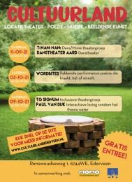 CULTUURLAND 2021 in Ederveen